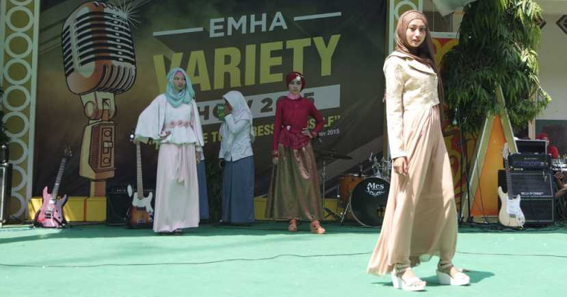 EMHA VARIETY SHOW – It's Time To Express Yourself
