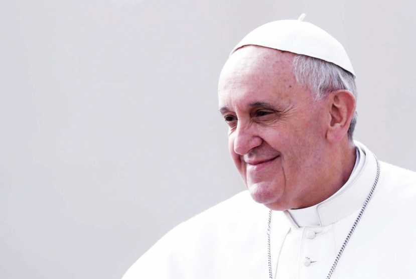 Pope: Muslim Terrorism Does Not Exist